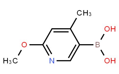 BP21104 | 503184-35-8 | 2-Methoxy-4-methylpyridine-5-boronic acid