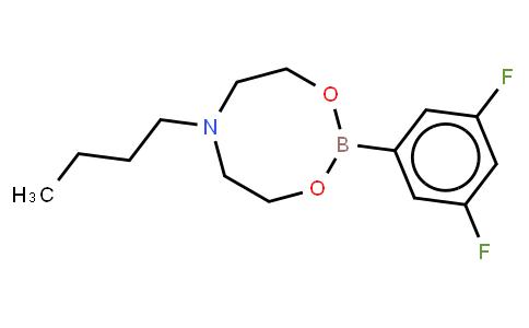 BP21110 | 1190988-97-6 | 3,5-Difluorophenylboronic acid N-butyldiethanolamine ester