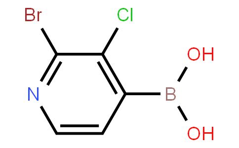 BP21111 | 1003043-31-9 | 2-Bromo-3-chloropyridine-4-boronic acid