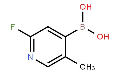 BP21115 | 929194-41-2 | 2-Fluoro-5-methylpyridine-4-boronic acid