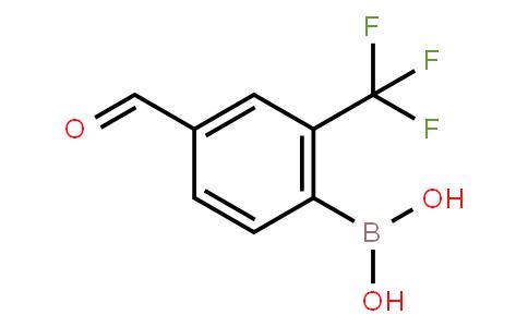 BP21116 | 4-Formyl-2-(trifluoromethyl)phenylboronic acid