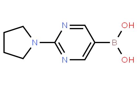 BP21121   955374-13-7   (2-Pyrrolidin-1-ylpyrimidin-5-yl)boronic acid