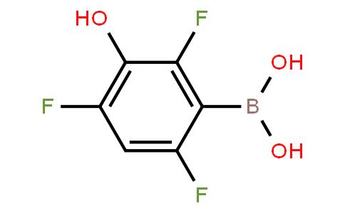 BP21128 | 1072951-37-1 | 2,4,6-Trifluoro-3-hydroxyphenylboronic acid