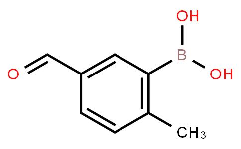 BP21130 | 1186398-35-5 | 5-Formyl-2-methylphenylboronic acid