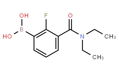 BP21133 | 1072946-28-1 | 3-(Diethylcarbamoyl)-2-fluorophenylboronic acid