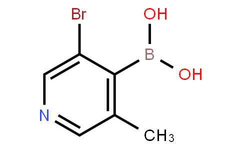 BP21145 | 1451391-27-7 | 5-Bromo-3-methylpyridine-4-boronic acid