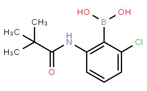 BP21147 | 1451390-83-2 | 2-(tert-Butylcarbonylamino)-6-chlorophenylboronic acid