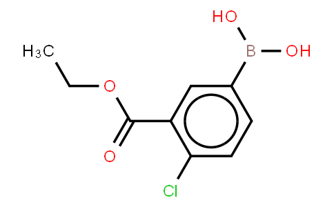 BP21149   874219-46-2   4-Chloro-3-(ethoxycarbony)phenylboronic acid