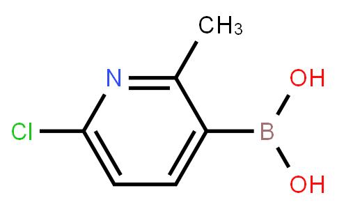 BP21162 | 913836-15-4 | 6-Chloro-2-methylpyridine-3-boronic acid