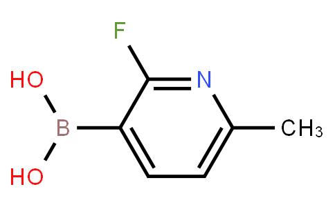 BP21165 | 906744-85-2 | 2-Fluoro-6-methylpyridine-3-boronic acid