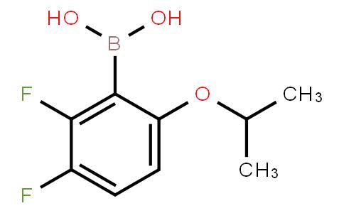 BP21171 | 2,3-Difluoro-6-isopropoxyphenylboronic acid