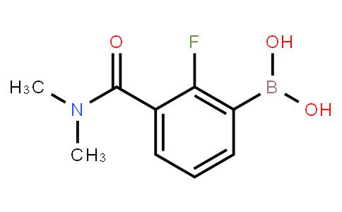 BP21188   1451391-88-0   2-Fluoro-3-(N,N-dimethylaminocarbonyl)phenylboronic acid