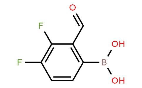 BP21192 | 1451392-91-8 | 3,4-Difluoro-2-formylphenylboronic acid