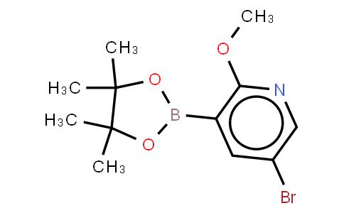 BP21213   1073353-75-9   5-Bromo-2-methoxypyridine-3-boronic acid, pinacol ester