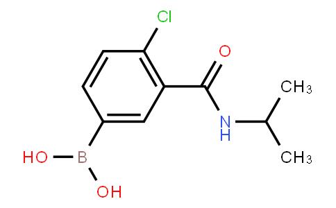 BP21216 | 871332-74-0 | 4-Chloro-3-(isopropylcarbamoyl)phenylboronic acid