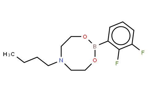 BP21222 | 1190989-00-4 | 2,3-Difluorophenylboronic acid N-butyldiethanolamine ester