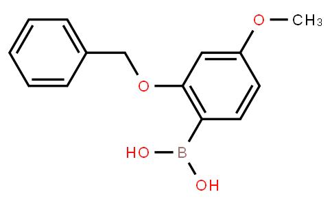 BP21226 | 183474-19-3 | 2-(Benzyloxy)-4-methoxyphenylboronic acid