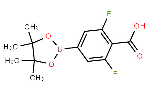 BP21227 | 1008119-07-0 | 2,6-Difluoro-4-(4,4,5,5-tetramethyl-1,3,2-dioxaborolan-2-yl)-benzoic acid
