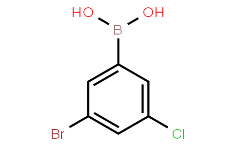 BP21230   1186403-17-7   3-Bromo-5-chloro-phenylboronic acid