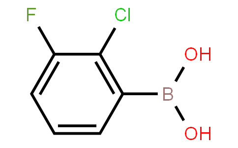 BP21238 | 871329-52-1 | 2-Chloro-3-fluorophenylboronic acid