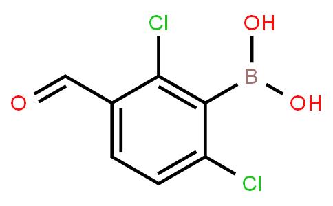 BP21240 | 1218790-87-4 | 2,6-Dichloro-3-formylphenylboronic acid