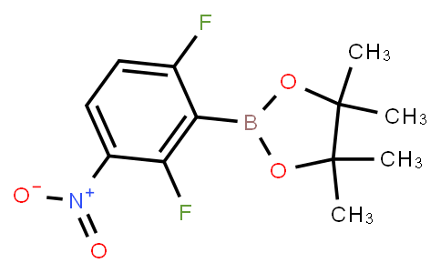 BP21247   1451391-10-8   2,6-Difluoro-3-nitrophenylboronic acid pinacol ester