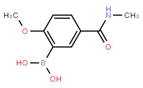 BP21248 | 1137339-95-7 | 2-Methoxy-5-(methylaminocarbonyl)phenylboronic acid