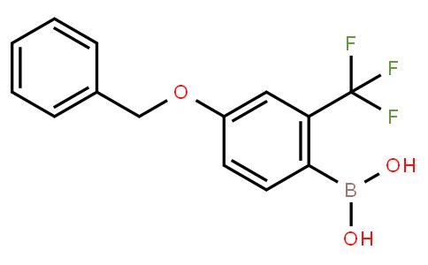 BP21264 | 1217501-32-0 | 4-(Benzyloxy)-2-(trifluoromethyl)phenylboronic acid