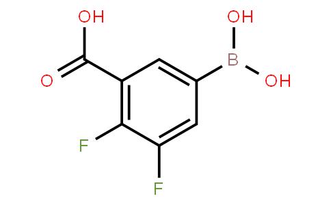 BP21279 | 1217500-81-6 | 3-Carboxy-4,5-difluorophenylboronic acid