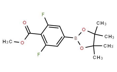 BP21283   1321613-00-6   4-(Methoxycarbonyl)-3,5-difluorophenylboronic acid pinacol ester