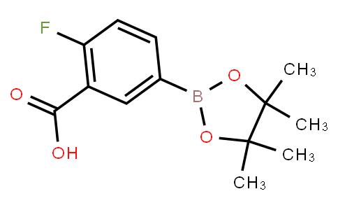 BP21284 | 882679-10-9 | 3-Carboxy-4-fluorophenylboronic acid pinacol ester