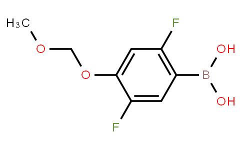 BP21285 | 1451392-29-2 | 2,5-Difluoro-4-(methoxymethoxy)phenylboronic acid