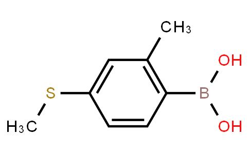 BP21288 | 444722-03-6 | 2-Methyl-4-methylthiophenylboronic acid