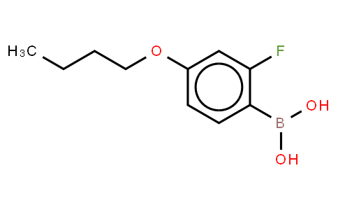 BP21289 | 1107603-52-0 | 4-N-Butoxy-2-fluorophenylboronic acid