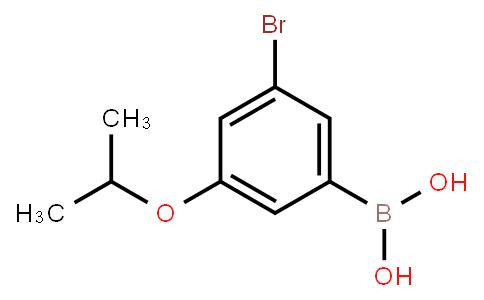 BP21294 | 871125-81-4 | 3-Bromo-5-isopropoxyphenylboronic acid