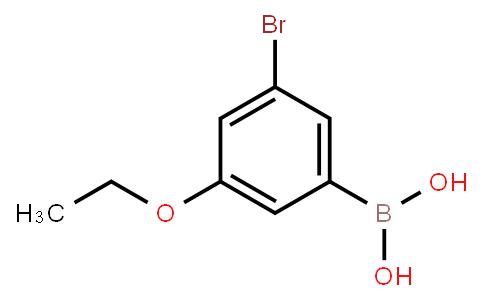 BP21295 | 849062-02-8 | 3-Bromo-5-ethoxyphenylboronic acid