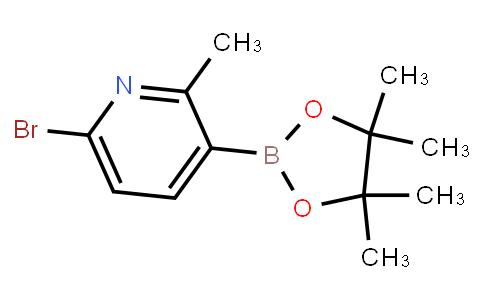 BP21299 | 1451391-32-4 | 6-Bromo-2-methylpyridine-3-boronic acid pinacol ester