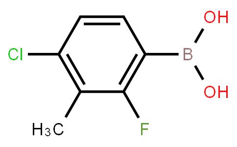 BP21309   944128-92-1   4-Chloro-2-fluoro-3-methylphenylboronic acid