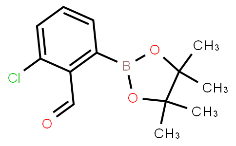 BP21312 | 1352129-62-4 | 3-Chloro-2-formylphenylboronic acid pinacol ester