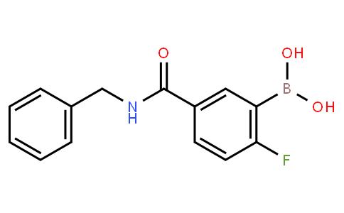 BP21318 | 874289-53-9 | 5-(Benzylcarbamoyl)-2-fluorophenylboronic acid