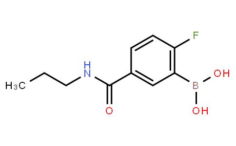BP21319   874289-48-2   2-Fluoro-5-(propylcarbamoyl)phenylboronic acid