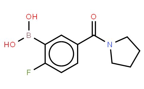 BP21323 | 874289-42-6 | 2-Fluoro-5-(pyrolidine-1-carbonyl)phenylboronic acid