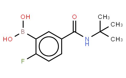 BP21326 | 874289-51-7 | 5-(Tert-butylcarbmoyl)-2-fluorophenylboronic acid