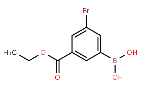 BP21329 | 913835-88-8 | 3-Bromo-5-(ethoxycarbonyl)phenylboronic acid