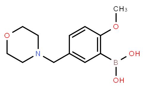 BP21335   1334321-26-4   2-Methoxy-5-(morpholinomethyl)phenylboronic acid