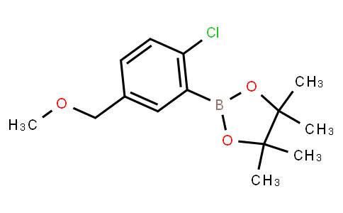 BP21336 | 1079402-22-4 | 2-Chloro-5-methoxymethylphenylboronic acid pinacol ester