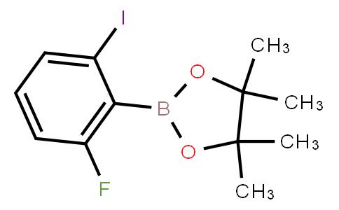 BP21338   1010839-66-3   2-Fluoro-6-iodophenylboronic acid pinacol ester