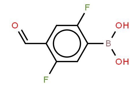 BP21344   1228828-19-0   2,5-Difluoro-4-formylphenylphenylboronic acid