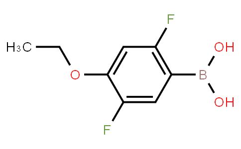 BP21347 | 1452575-83-5 | 2,5-Difluoro-4-ethoxyphenylboronic acid