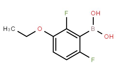 BP21352 | 849062-00-6 | 3-Ethoxy-2,6-difluorophenylboronic acid